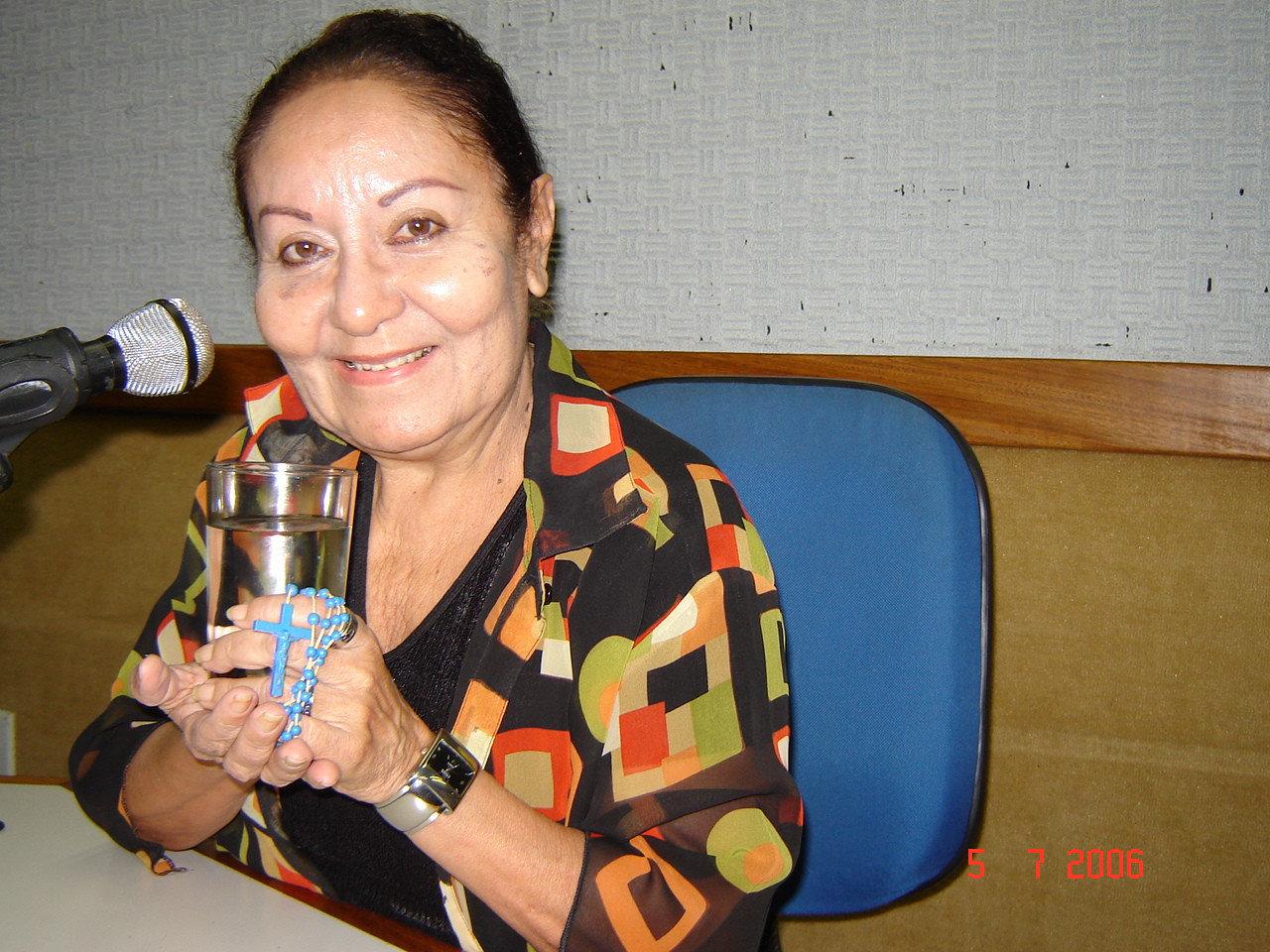 Intérprete: Aldenora Santos