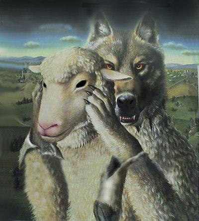 Sonhar com animais lobos