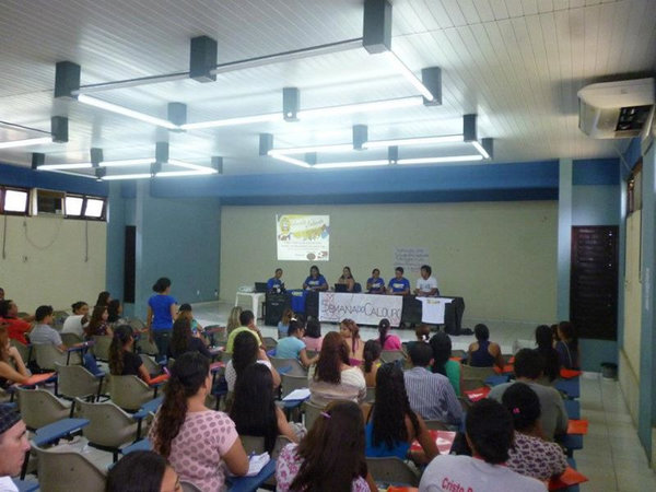Mesa de debates sobre Sexualidade, Gênero e Educação Sexual da UFPA