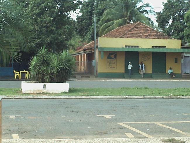 Igreja O Brasil para Cristo.
