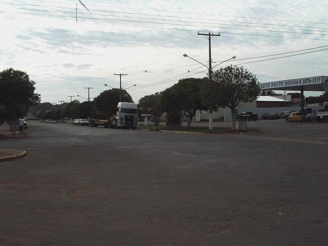 Avenida Paulista vindo do trevo.