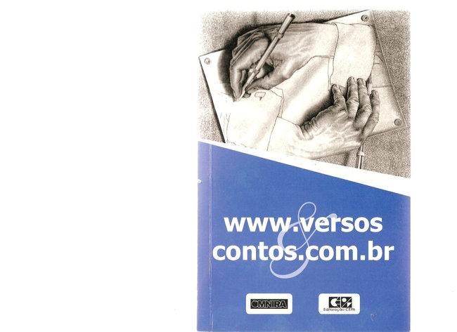 Antologia poética lançada pela Editora Ómnira - Sno de 2005 - Salvador