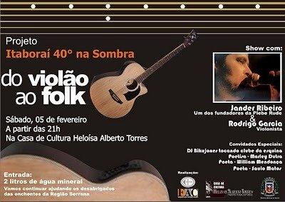 Evento beneficente para as vítimas da chuva na Região Serrana, que reuniu poetas - eu, Saulo Matos, Marlei Dutra e Aline Matias - e músicos na Casa de Cultura Heloísa Alberto Torres.