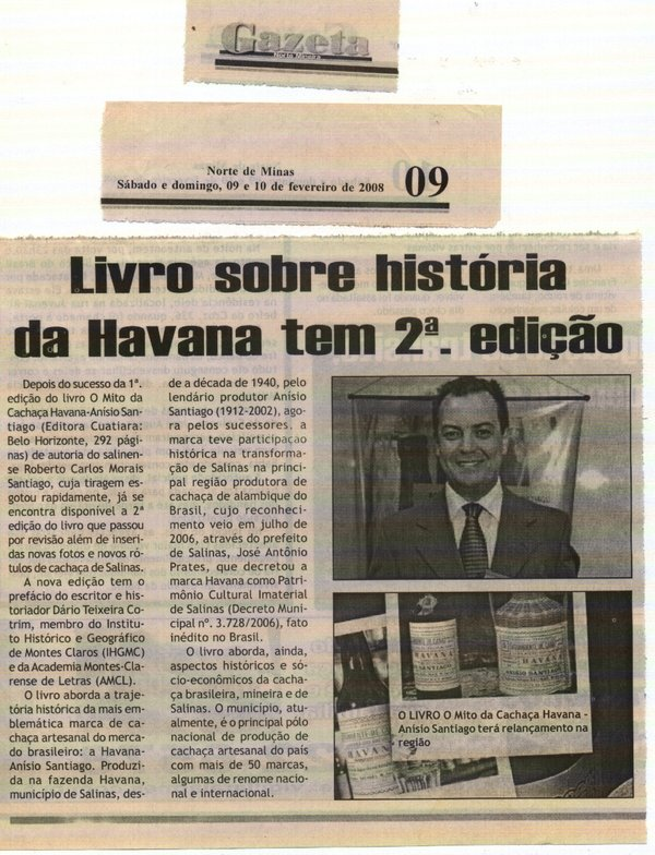 Gazeta Norte Mineira, Montes Claros