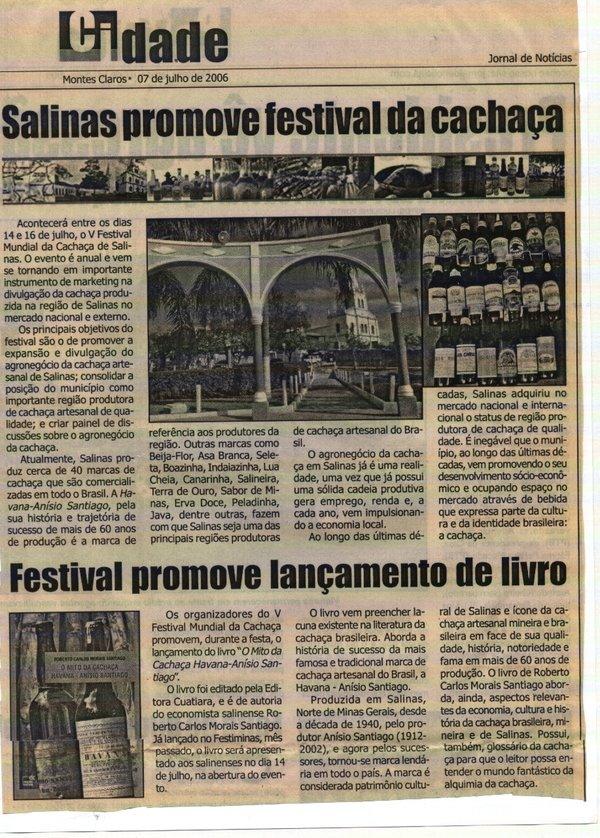 Jornal de Notícias, Montes Claros