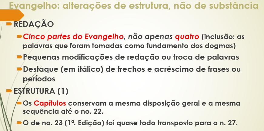 Evangelho E Espiritismo 31 O Evangelho Segundo O Espiritismo