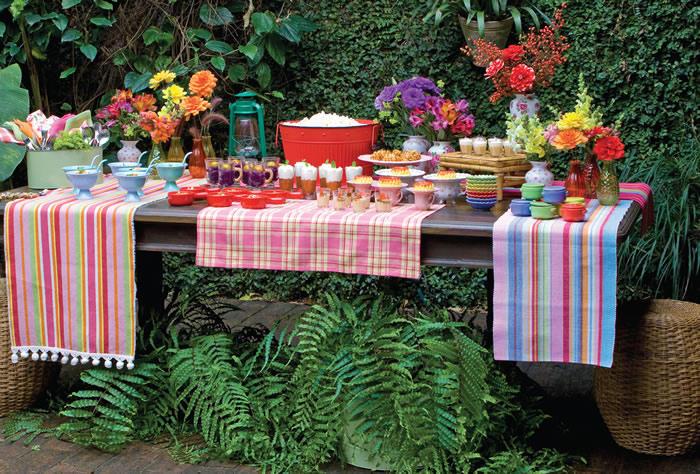 ideias de decoracao tema jardim : ideias de decoracao tema jardim: independente de festa junina esqueci de salvar o nome do site perdão